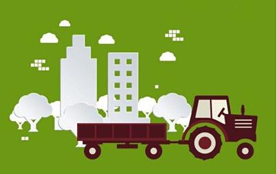 农村电商市场价值4600亿,物流能分几杯羹?