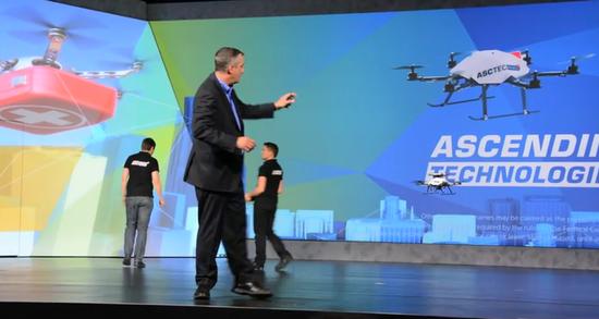 专访英特尔CEO:中国正成为真正的创新中心