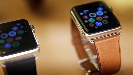 全球智能手表市场:苹果竟独占52%