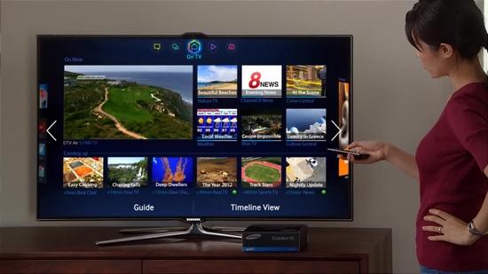 智能电视去年日均使用3.5小时