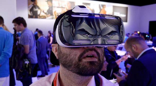 MWC科技巨头引领VR狂潮 全球混战局面开启