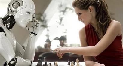 """""""互联网+人工智能""""正催生一场新的工业革命"""