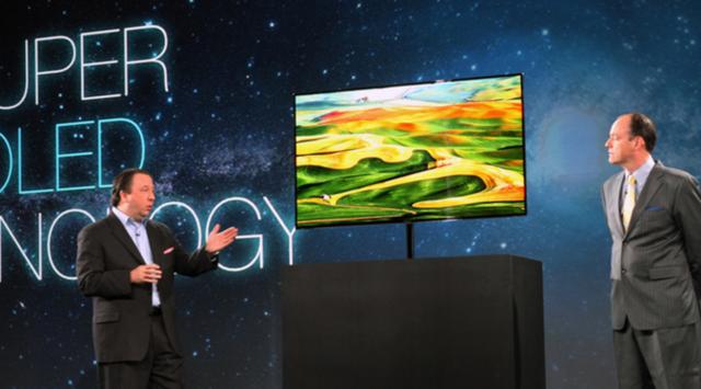 韩国巨头恶斗OLED:三星涉足电视屏 LG增加手机屏