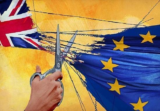 """对于""""英国脱欧""""这事儿 国际大牌们有话说"""