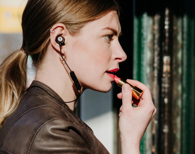TEUFEL Move BT蓝牙运动耳机 运动健康无线自由!