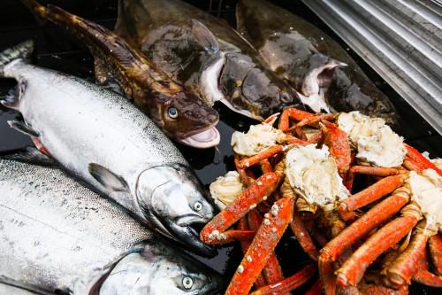 美国阿拉斯加海鲜美食节 开启年货美食攻略