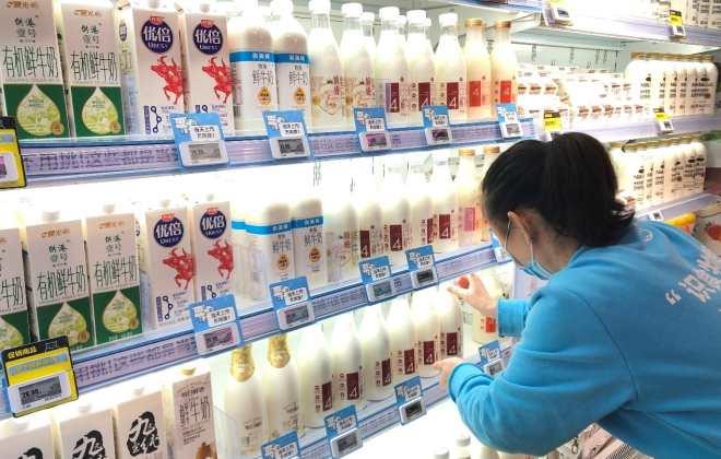 盒马升级商品鲜度 国产低温奶货架不过夜