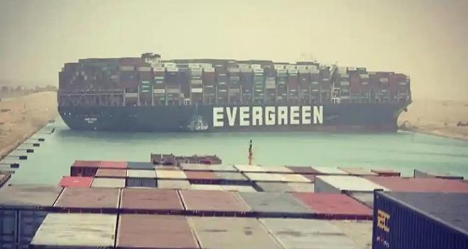 惊天噩耗!欧亚通道被货船堵死,至少要堵一个月?欧洲站卖家哭了