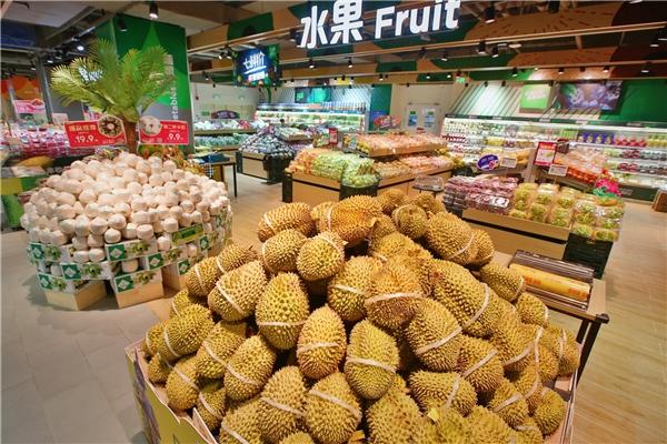 """七鲜""""落子""""深圳零售市场,为消费者提供差异化产品和服务"""