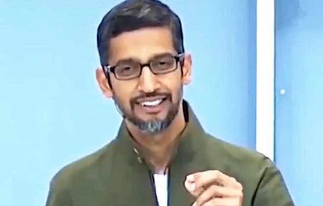 谷歌CEO:公司正推进混合工作模式 多种办公地点可供选择