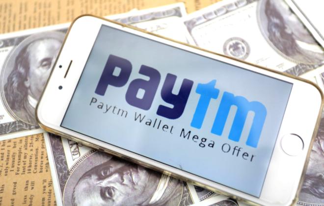 传印度数字支付巨头Paytm拟于今年上市 融资目标30亿美元
