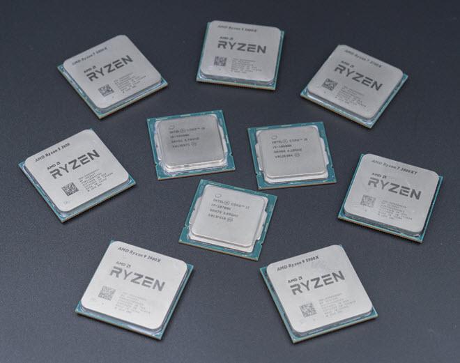 美国2大电商巨头亚马逊和新蛋助力AMD Ryzen系列处理器上榜单