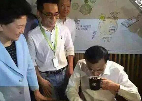 迅速火起来的名人同款:习大大的手机、总理的咖啡,马云的毛衣