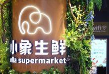 """美团生鲜超市""""小象生鲜""""北京时代life广场店正式开业"""