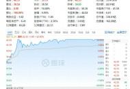 数字货币概念股尾盘拉升 拉卡拉回封涨停